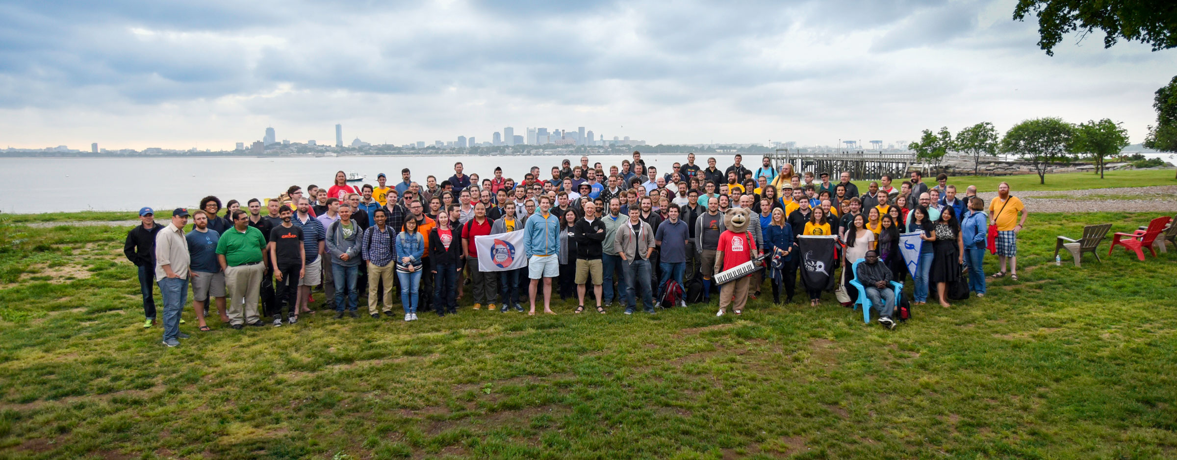 2015 Wicked Good Ember Conference, Boston